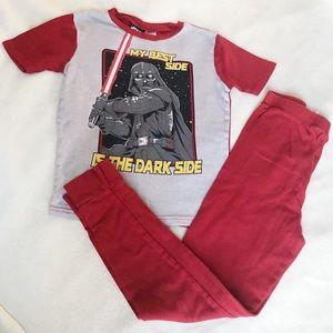 ❤️5/$15❤️ Star Wars Pajama Set